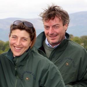 Pia Tonani and Sean Crowe